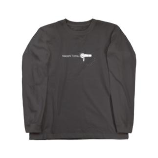 直し鉄英語モノ02 Long sleeve T-shirts