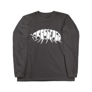 パンダンゴ Long sleeve T-shirts
