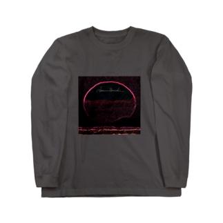 Midnight Sunrise Long sleeve T-shirts