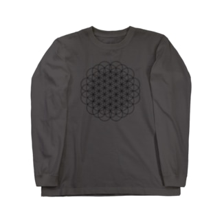 Flower of life Long sleeve T-shirts
