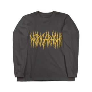 Death Metal NERIGARASHI Long sleeve T-shirts