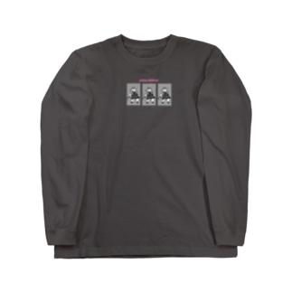 ヤングガール Long sleeve T-shirts