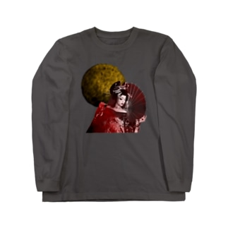 mai's花魁part2four Long sleeve T-shirts