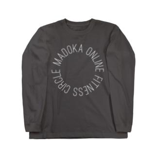 MOFサークルロゴ Long sleeve T-shirts