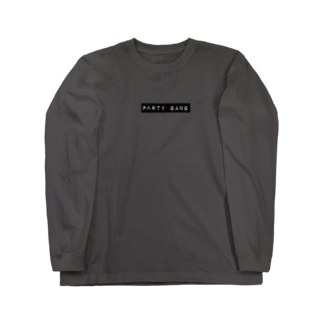 PARTY GANG L/S Tシャツ Long sleeve T-shirts