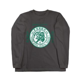 「香港猫猫牌」シリーズ Long Sleeve T-Shirt