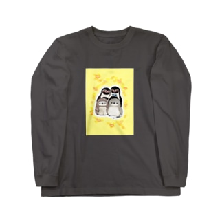 Mother Father Brother Sister Long sleeve T-shirts