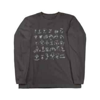 マサイフレンズ Long sleeve T-shirts