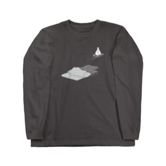 星屑チョコレート Long sleeve T-shirts