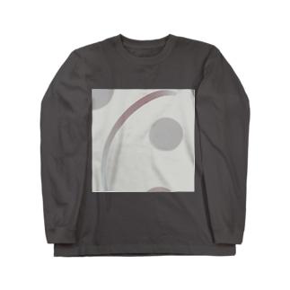 無言~mugon~23 ver.2 Long sleeve T-shirts