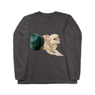きらら Long sleeve T-shirts