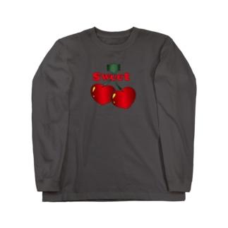 Sweet Cherry Long sleeve T-shirts