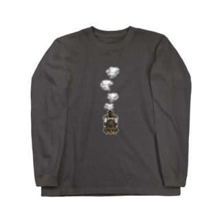 train… Long Sleeve T-Shirt