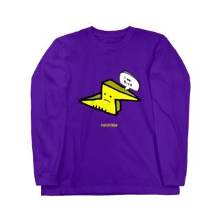 I am Bird ロングスリーブTシャツ