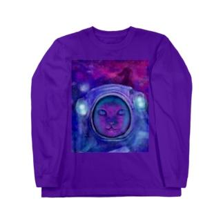 Astronaut ロングスリーブTシャツ
