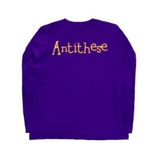 アンチテーゼ Long sleeve T-shirts