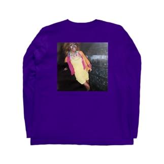 カラバリイッパイGAL Long sleeve T-shirts