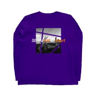 カマンチョメンガーシャツ Long sleeve T-shirts