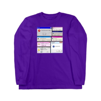 What's Error? Long sleeve T-shirts