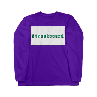 Streetboard game style Long sleeve T-shirts