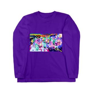 HAARP Long sleeve T-shirts