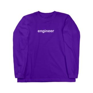 engineer Long sleeve T-shirts