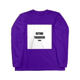 KOTONE TAKAHASHI TOKYO Long sleeve T-shirts