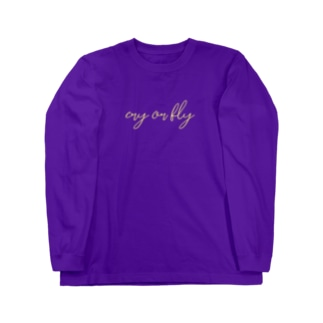 cry or fly Long sleeve T-shirts