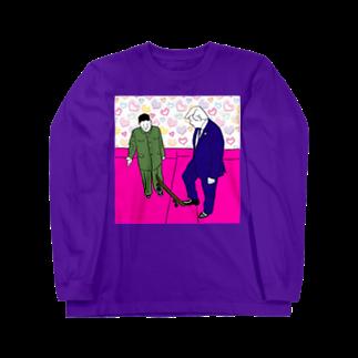 ex_machieのK&T Long sleeve T-shirts
