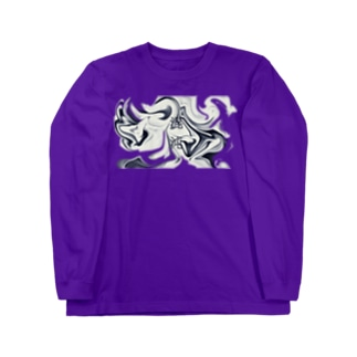 混沌改 Long sleeve T-shirts