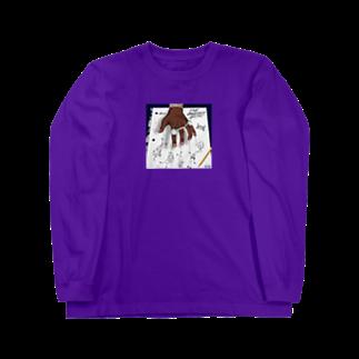genta_46のうんこ Long sleeve T-shirts