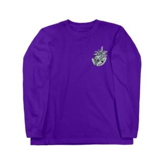 パーボーイ Long sleeve T-shirts