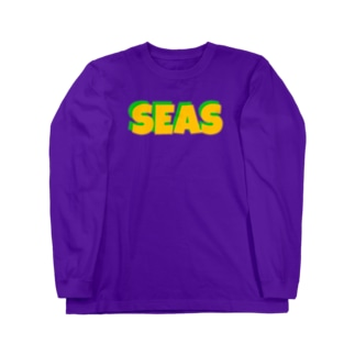 SEAS ロンティー Long sleeve T-shirts