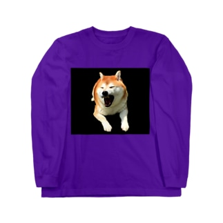 川ふちさん家のジョン太郎くんロンT Long sleeve T-shirts