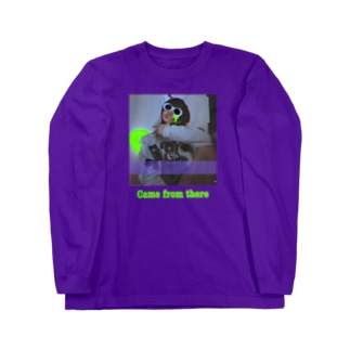 Came from there ロンT Long sleeve T-shirts