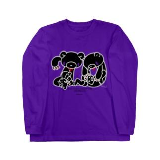 【期間・数量限定】HTZ#20記念グッズ Long sleeve T-shirts