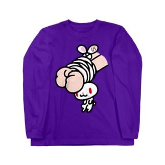 【各20点限定】汎用うさぎ(1) Long sleeve T-shirts