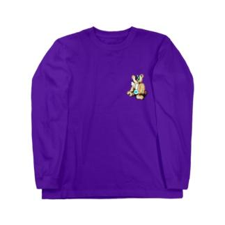 Rotten🍁💭のbear Long sleeve T-shirts