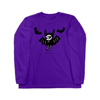Bat Girl Long sleeve T-shirts