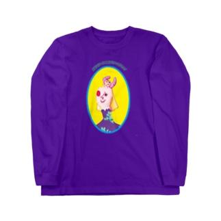 ロゴA Long sleeve T-shirts
