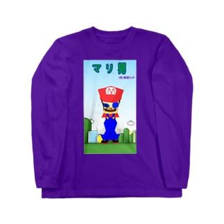 無限1UP Long sleeve T-shirts