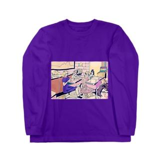 girls T Long sleeve T-shirts