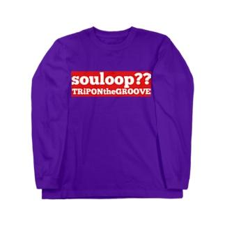 souloop?? ロンT Long sleeve T-shirts