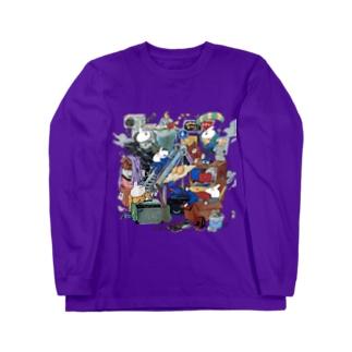 202020202020 Long sleeve T-shirts