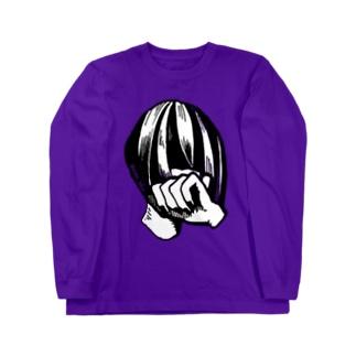 #コンプレックス ボブ Long sleeve T-shirts