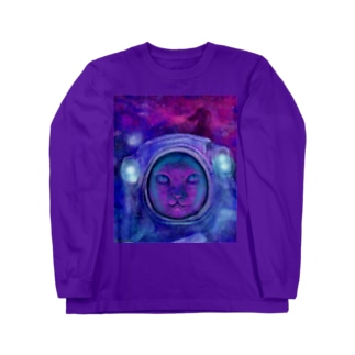 Astronaut Long sleeve T-shirts