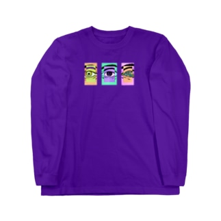 EYES Long sleeve T-shirts