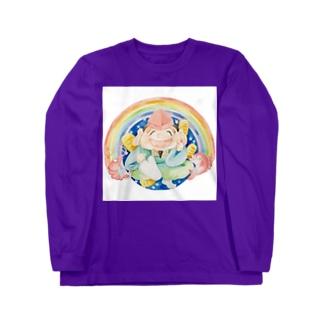 ゑびすきっぷTシャツ Long sleeve T-shirts