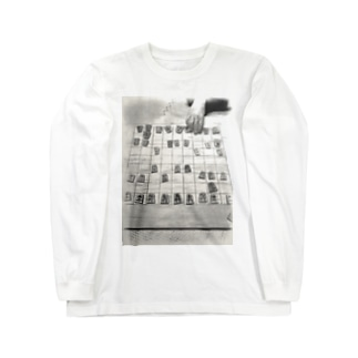 syo-gi ロングスリーブTシャツ