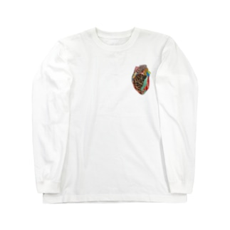 HEART ロングスリーブTシャツ